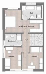Kern Haus Doppelhaus Linus Grundriss Erdgeschoss