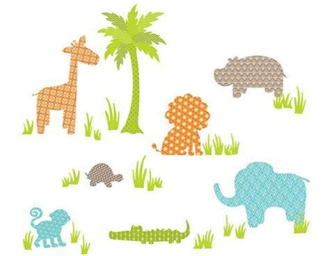 Babyzimmer Wandgestaltung Tiere by Babyzimmer Wandgestaltung 15 Wanddeko Ideen Mit Tieren