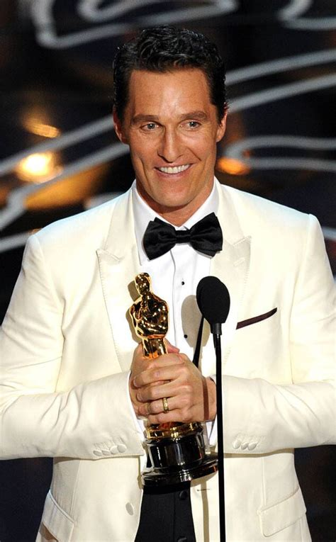 Matthew Mcconaughey Best Matthew Mcconaughey Wins Best Actor At 2014 Academy Awards