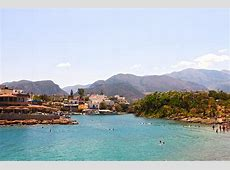 Sissi in Crete A charming fishing village with lovely beaches