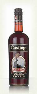 Gosling's Black Seal Rum - Master of Malt