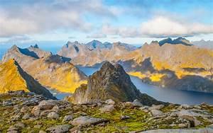 Lofoten, Alps, Norway, Landscape, Nature, Rocky, Mountains