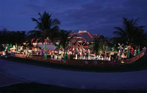 our favorite 5 u s holiday light shows