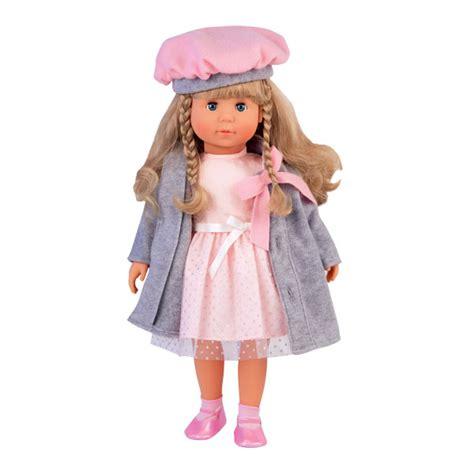 siege balancoire bebe poupée parlante intéractive mon amour king jouet