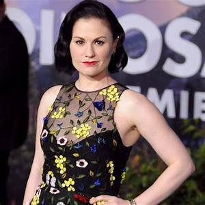 Anna Paquin's True Blood Red Lingerie Workout | POPSUGAR ...