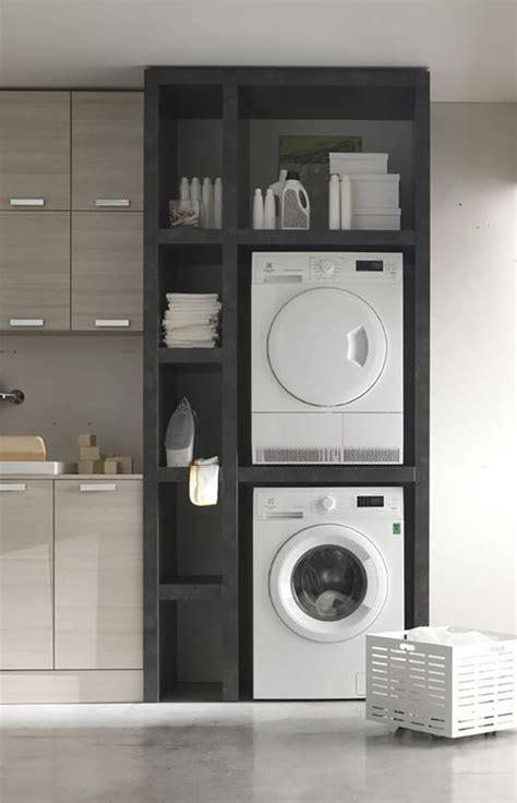 washer dryer cabinets inredningstips för tvättstugan decoration