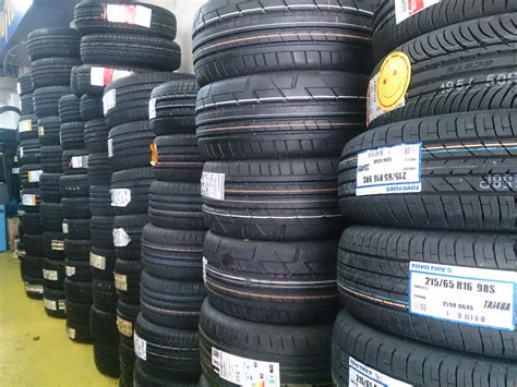 Unique Car Tire Stores Near Me