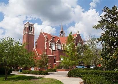 Florida University Gainesville Fl Tower Auditorium Century