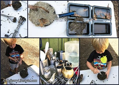 Weekend Sensory Play Time Part Lifestyle