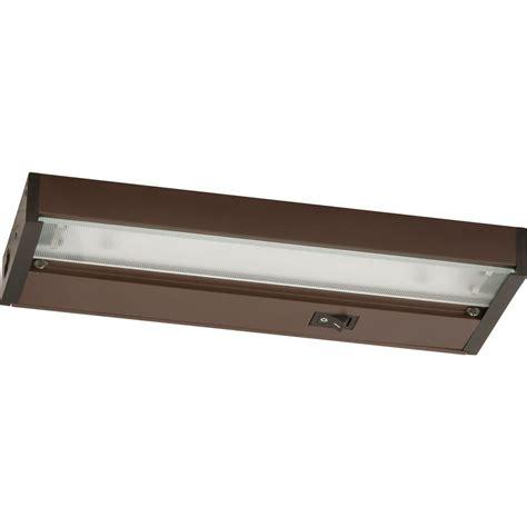 under cabinet lighting shop progress lighting 9 in hardwired under cabinet led