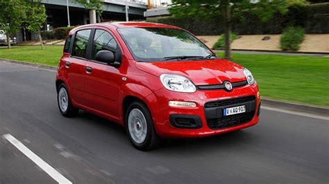 fiat panda easy  review carsguide