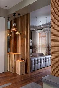 36, , easy, and, simple, wood, partition, ideas, as, room, divider