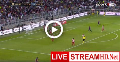 Antoine Griezmann (Barcelona) scores Goal vs Atletico ...