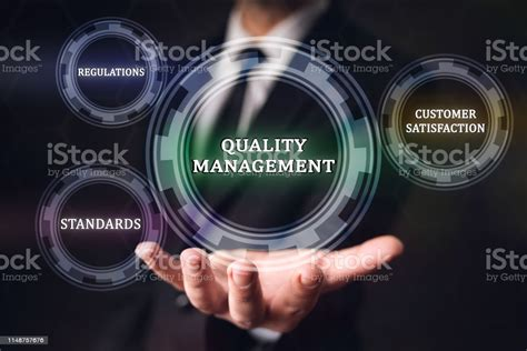Quality Management Concept Stock Photo - Download Image ...
