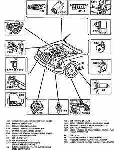 1992 2 5 Turbodiesel Componant Location