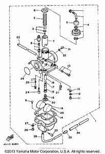 Carburetor For 1986 Yamaha Tri