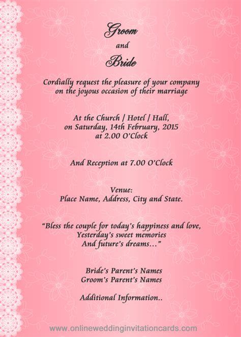 muslim wedding invitation cards   desain