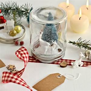 Diy Deko Weihnachten : diy euer winterwonderland im glas ~ Whattoseeinmadrid.com Haus und Dekorationen