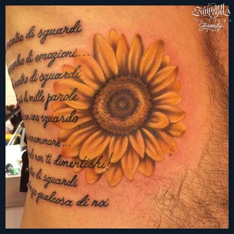foto fiori tatuaggi immagini tralcio fiori disegno colorati migliori pagine