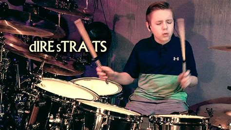 sultans of swing drums sultans of swing dire straits drum cover by avery