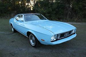 All American Classic Cars: 1973 Ford Mustang 2-Door Hardtop