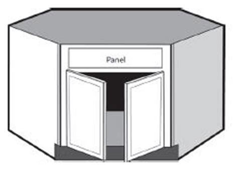 corner sink base kitchen cabinet bcsb42 kitchen corner sink base cabinet 25 1 2 quot w x 34 1 8366