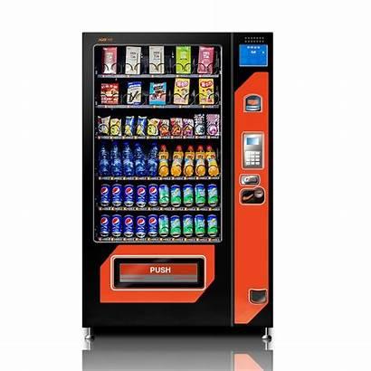 Vending Machine Snacks Drinks Machines Automatic Sales