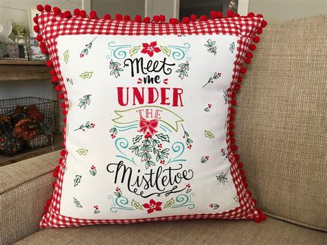 Handmade Pillows by Everyday Celebrations Tutorial Handmade Pillows Using A