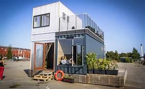 Containerhaus Nachhaltig Wohnen Ohne Auf Komfort