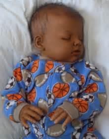 African American Reborn Baby Dolls Boy
