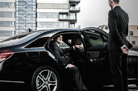 Limo Chauffeur by Home Limos