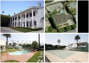 Donald Trump Beverly Hills House