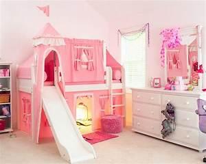 Commode Chambre Fille : d co chambre fille 29 id es pour espace sympa original ~ Teatrodelosmanantiales.com Idées de Décoration