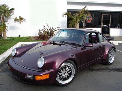 1991 porsche 911 turbo 1991 porsche 911 turbo coupe 75614