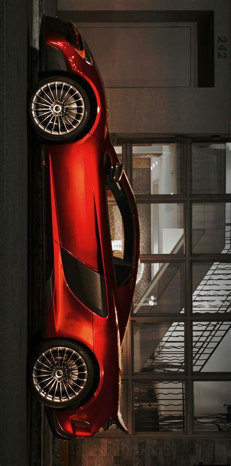 "Mclaren 675lt Dressed In ""volcano Orange""  車  Pinterest 車"
