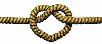 Knot Clipart Overhand Rope Transparent True Clip