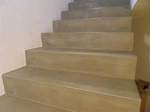 Beton Cire Treppe : treppe in beton cir fotodoku forum auf ~ Indierocktalk.com Haus und Dekorationen