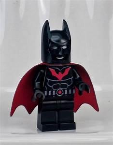 MA266 New Lego Super Hero CUSTOM INSPIRED BATMAN BEYOND ...
