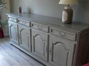 relooker un meuble en chene massif ob65 jornalagora With peindre un meuble en chene massif