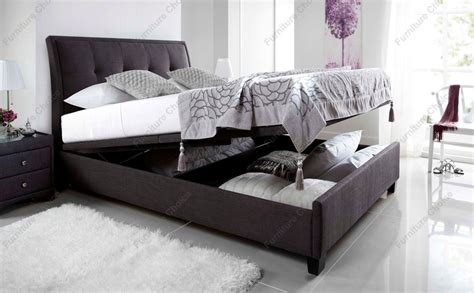 king size ottoman storage bed kaydian accent ottoman storage bed super king size