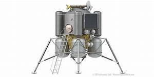 Revealed: Russia's Manned Lunar Lander