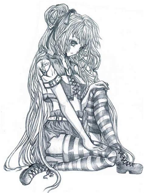 beautiful anime drawings freshmorningquotes