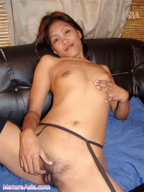 Carren Is A Sexy Older Asian Milf Ready For Hardcore Sex