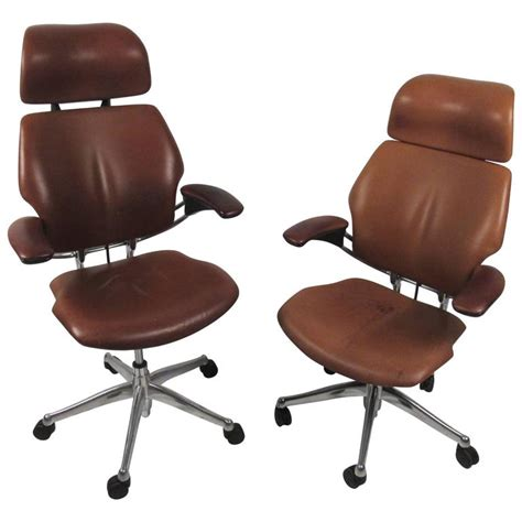 leather swivel desk chair midcentury style ergonomic leather swivel desk chair at