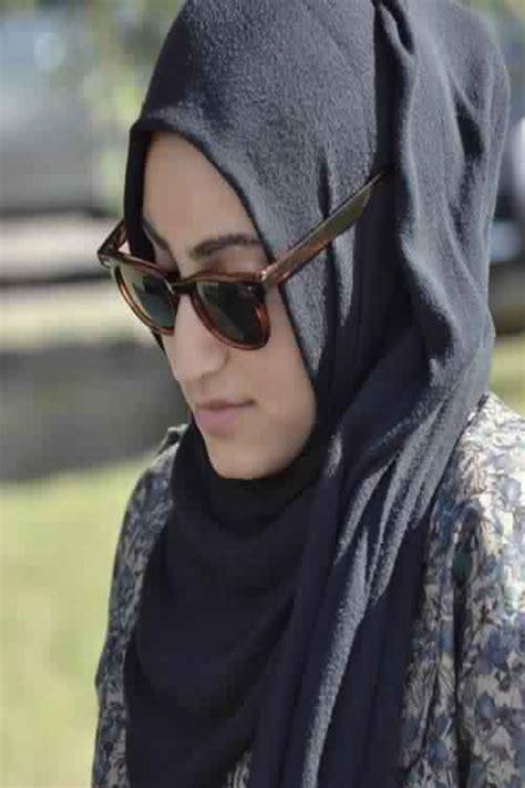 quelle style de hijab choisir pour vos lunette de vue ou