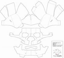 hd wallpapers 3d skull mask template