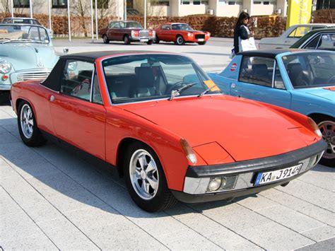 VW-Porsche 914 - Bildersammlung von Christof Rezbach