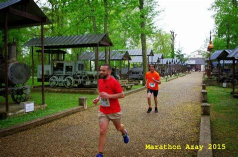 marathon d azay le rideau jogging plus