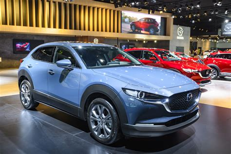 It went on sale in japan on 24 october 2019, with global units being produced at mazda's hiroshima factory. The 2020 Mazda CX-30 Truly Impressed Popular Mechanics