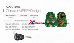 Vvdi Key Tool Unlock Remotes  Wiring Diagram Attached